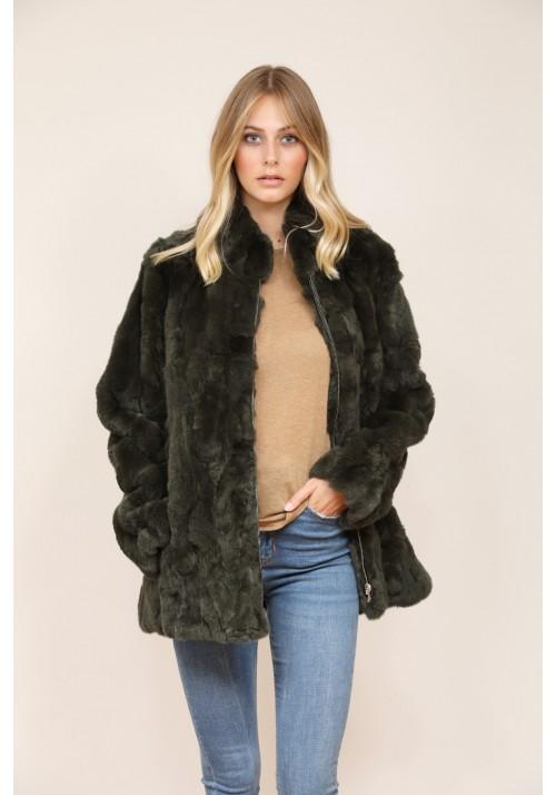 Fur Jacket of rex Julia