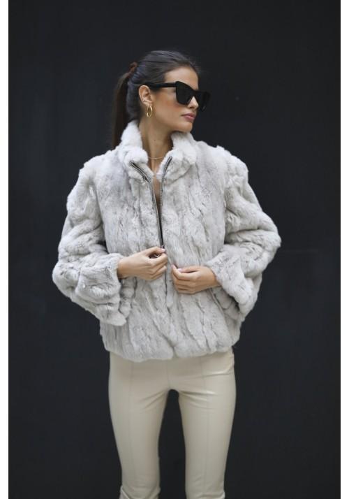Fur Jacket of rex Winona