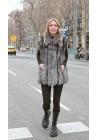 Fox fur vest Beth